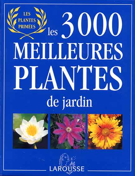 Sommaire plantes for Jardin wiktionnaire